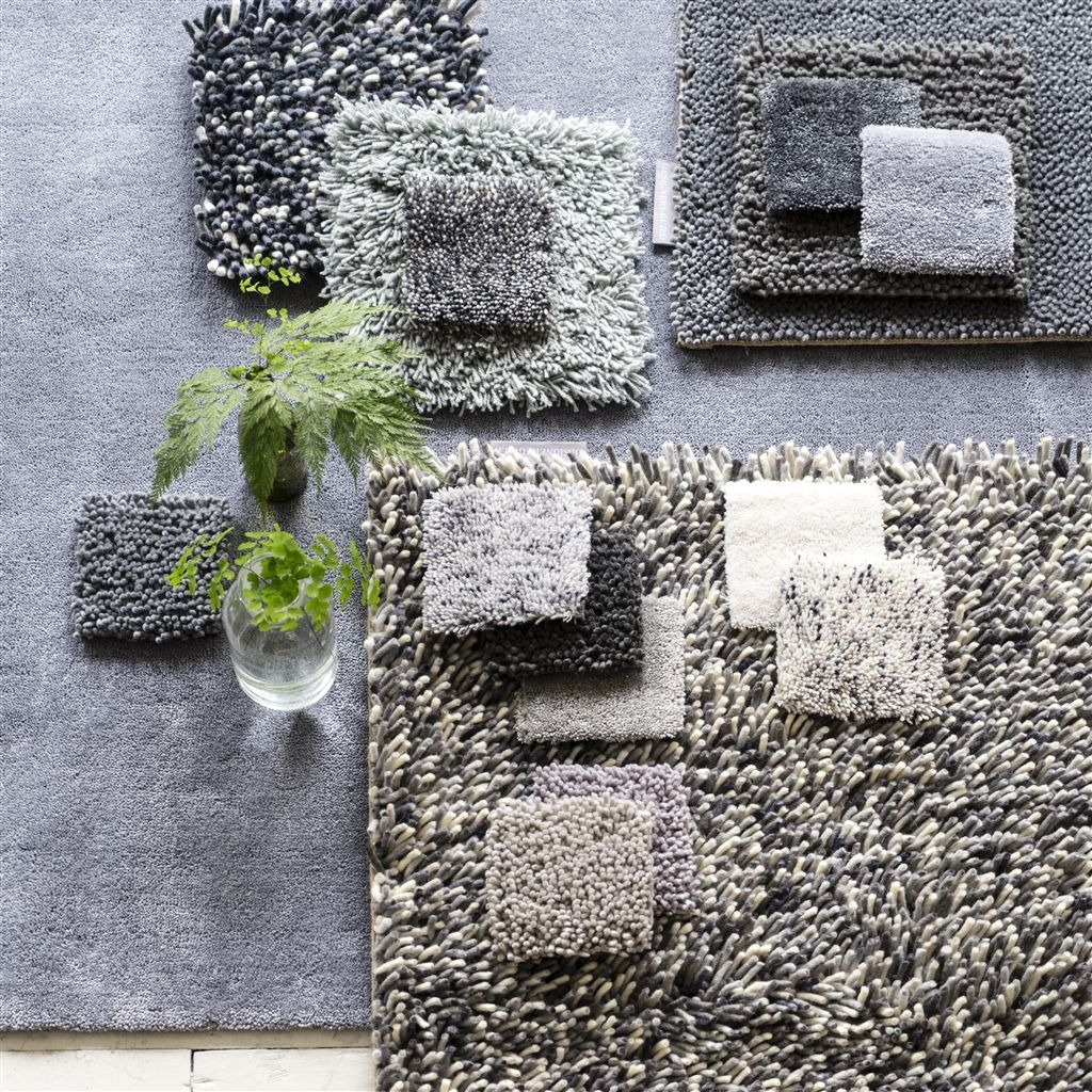 Фото 3 - Ковры DesignersGuild Plain-and-textured Belgravia
